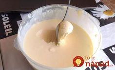 Zmrzlina z dob našeho dětství – připravená ze 4 ingrediencí za pár minut! Maxi King, Ice Ice Baby, Frozen Meals, Russian Recipes, Cookie Desserts, Desert Recipes, Mousse, Parfait, Fudge