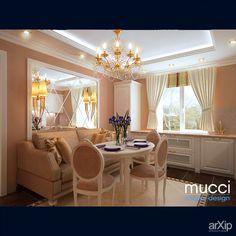 Дизайн однокомнатной квартиры: интерьер, зd визуализация, квартира, дом, кухня, эклектика, 30 - 50 м2, интерьер #interiordesign #3dvisualization #apartment #house #kitchen #cuisine #table #cookroom #eclectic #30_50m2 #interior