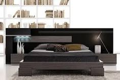 Images for camas modernas Wardrobe Design Bedroom, Bedroom Bed Design, Bedroom Furniture Design, Bed Furniture, Luxury Furniture, Girls Bedroom, Master Bedroom, Bed Headboard Design, Headboards For Beds