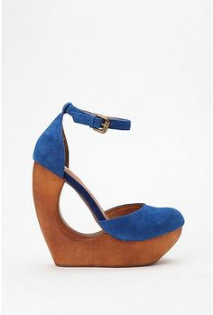 jeffery campbell rockette wedge. if only i had these