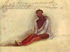 """Philip Georg Friedrich von Reck, """"Yuchi Indian Nation's Supreme Commander."""""""