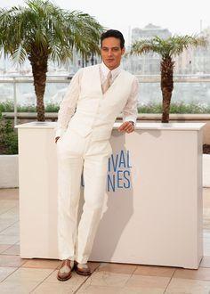 Gabriel Garko at Cannes. #suits