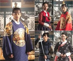 The King's Face (Korean Drama - 2014) - 왕의 얼굴 @ HanCinema ...