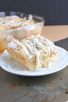German Streusel Kuchen- this is an old family recipe that has been passed down through the generations!