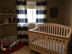 Nautical Nursery, Cribs, Bed, Room, Inspiration, Furniture, Home Decor, Cots, Bedroom