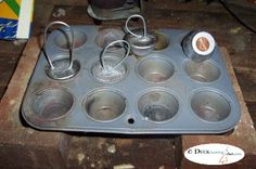 duck decoy weights moulds | Melting lead for weights?? : Duck Decoy Forum