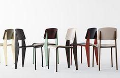 DWR | Prouvé Standard SP Chair | $495 | 12 weeks