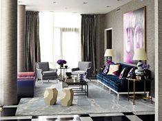 Tribeca Residence by Richard Mishaan Design