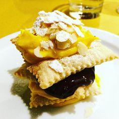 Mmmm...  esse#doce estava #maravilhoso!!! ________________________________________ Snapchat  em_roma _________________________________________#goodeats #goodeaters #golosi #delicioso #italy #italia #dicasdeviagem #europa #europe #eurotrip #ferias #felizdavida #goodvibe #gratidao #gratefulness #holiday #Roma #rome #guloseimas #snapchat #snapchatbrasil #traveling #travel #viajar #vacanze #viajando