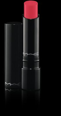 Mac Sheen Supreme Lipstick in Full Speed - bright clean yellow pink