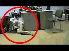 The Most Outrageous Things Ever Caught on Security Cameras