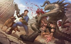 Fallout 4 by PatrickBrown.deviantart.com on @DeviantArt