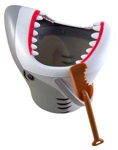 Boy/'s Wrap Around Toalla con Capucha//tema playa encubrimiento Shark
