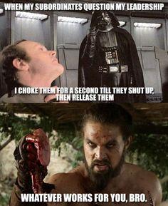 Game-Of-Thrones-vs-Star-Wars Thatss-Cute-meme  game of thrones george- r-r-martin got grrm Guerra-nas-Estrelas - Star- Wars star-wars-vs-game-of-thrones memethats cute meme