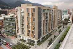 AREA 97 Apartamentos Bogotá, Colombia www.glarquitectos com