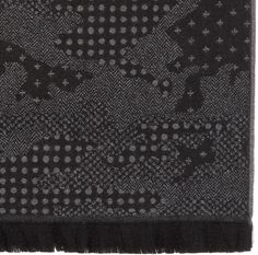 GIVENCHY Black Scarf