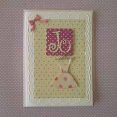 Spotty Daisy create personalised cards and gifts for any celebration!