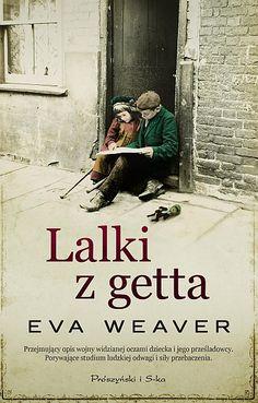 Lalki z getta – Eva Weaver Adult Coloring, Hand Lettering, Books To Read, Reading, Children, Movie Posters, Movies, Life, Literatura