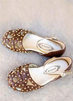 Joyfolie - Brooklyn Shoe in Brown
