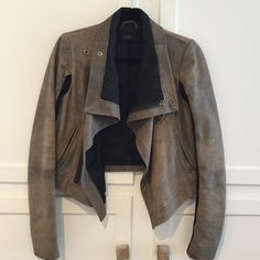 Spotted while shopping on Poshmark: VEDA leather jacket! #poshmark #fashion #shopping #style #VEDA #Jackets & Blazers