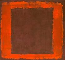 Untitled Mural for End Wall - Mark Rothko