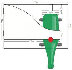 Ob Windlicht, Übertopf oder Vase – mit dem Flaschenschneider lässt sich das in wenigen Minuten selber machen. Volker Scheumann von http://www.objeto.de zeigt euch, wie es geht: