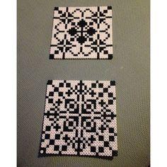 Perler bead tiles by libby4house