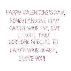 Happy Valentine's Day, honey! by digitalpainter's Artist Shop