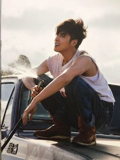 TVXQ photo book Stay, 2015