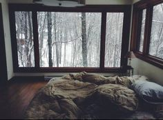 My dream bedroom in my dream location