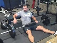 How to Get the Bar Into Proper Position During Hip Thrusts - Bret Contreras