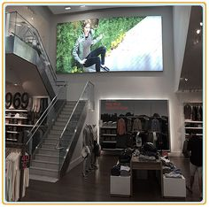 Aluminum Material Fabric Frameless Advertising Display LED Light Box https://xtremefreelance.com