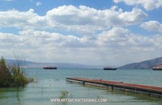 Shabbat Shalom from the Sea of Galilee. Picture - Sea of Galilee 29.05.2015 www.artsncraftsisrael.com