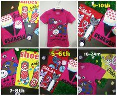 kaos-anak-perempuan-lucu-oskosh-umur-1-2-3-4-5-6-7-8-9-10tahun - http://keikidscorner.com/baju-anak-perempuan/baju-atasan/kaos-anak-perempuan-lucu-oskosh-umur-1-2-3-4-5-6-7-8-9-10tahun.html