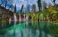 Plitvice lakes by Srećko Jubić on 500px