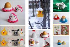 8 Easter Crochet PDF Pattern , Crochet egg cozy PDF pattern , Crochet easter egg PDF pattern , Amigurumi rabbit Pdf pattern ,amigurumi chick by ZiccaHandmadeCrochet on Etsy
