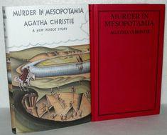 Agatha Christie - Murder In Mesopotamia - Facsimile Edition, The Hallow, Agatha Christie, Novels, Books, Ebay, Vintage, Libros, Book, Vintage Comics