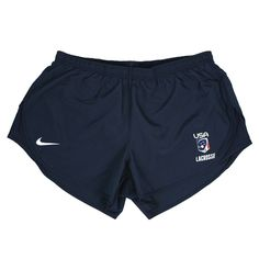Nike Womens USA Lacrosse Shorts - Adult | Lacrosse Unlimited