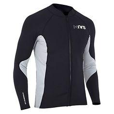 NRS HydroSkin 0.5 Jacket - Mens Black Large