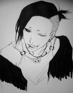 Tokyo Ghoul   Uta. I'm in love with him...