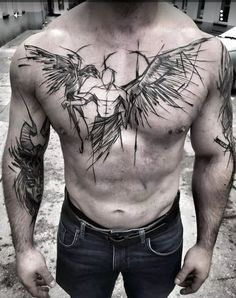 Top 20 Amazing Raven Tattoo Designs will Change Your Life Tattoos Masculinas, Body Art Tattoos, Sleeve Tattoos, Cool Tattoos, Tatoos, Sketch Style Tattoos, Sketch Tattoo Design, Tattoo Sketches, Sketch Drawing