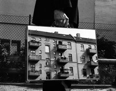 Mirror man, Rui Calcada Bastos.