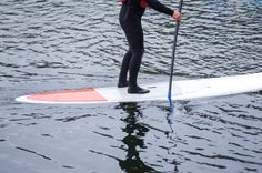 cold weather paddle boarding