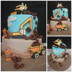 Digger Cake !