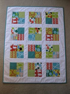 Someone want to teach me how to quilt?!?  I think I might be able to recreate this if I understood the frames.