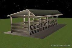 Resultado de imagem para plans for shed row barn