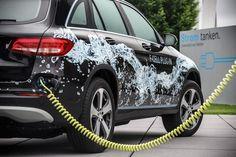 Mercedes s'engage à son tour dans la voiture électrique en Chine