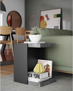 Buy Klaus Side Table online from our Style Our Home. See our other Temahome products. Interior And Exterior, Pure Products, Storage, Home Decor, Inspiration, Furniture, Design, Couches, Coffee Tables