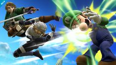Super Smash Bros. for Nintendo 3DS / Wii U: Sheik (Wii U 5)