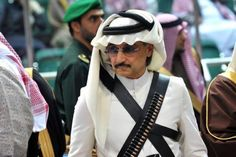 Saudi Prince al-Waleed bin Talal was arrested on Saturday as part of a wide-reaching anti-corruption roundup of officials. The Prince is a . Private Security Contractor, News Corp, Rich List, Prince Héritier, Prince Mohammed, Arab World, Urdu News, Pakistan News, Pakistan Daily